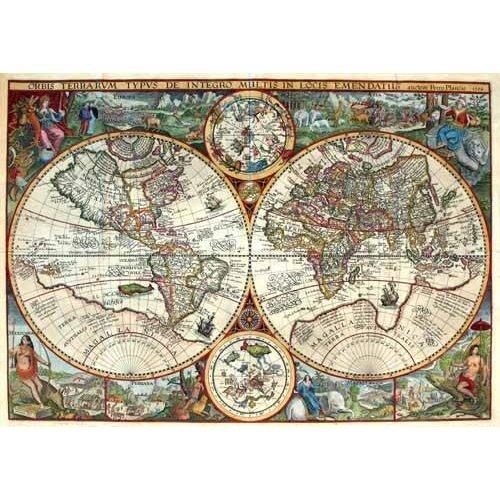 Cuadro -1594, Orbis Plancius-