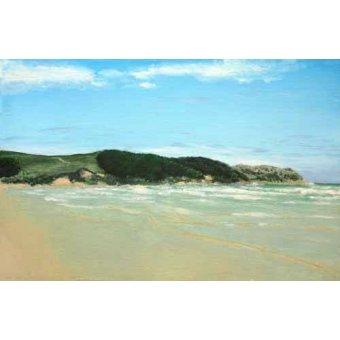 - Quadro -Playa Cantabria- - Ricardo, Emilio