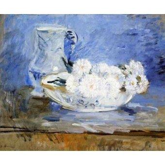 - Quadro -Margaridas- - Morisot, Berthe