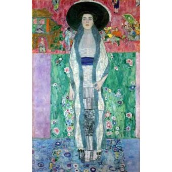 - Quadro -Mrs Adele Bloch-Bauer II- - Klimt, Gustav