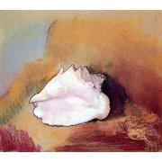 Quadro -La concha de mar-