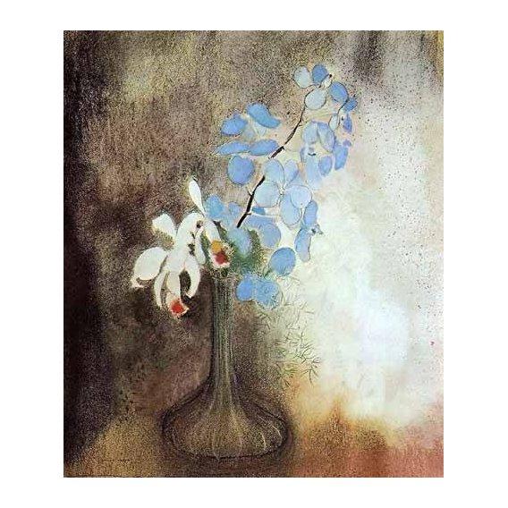 decorative paintings - Picture -Orquideas-