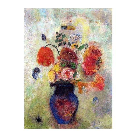 decorative paintings - Picture -Bouquet de flores 2-