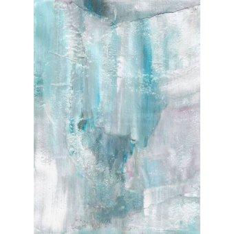 Quadros abstratos - Quadro -Abstrato Parede Gelada (IV)- - Molsan, E.