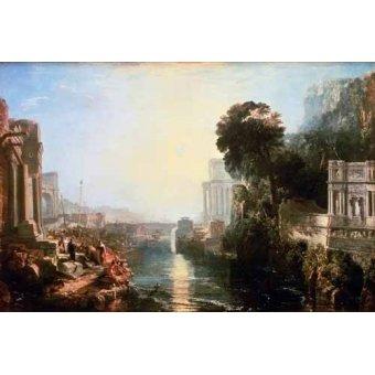 - Quadro -The Rise Of The Carthaginian Empire, 1815- - Turner, Joseph M. William