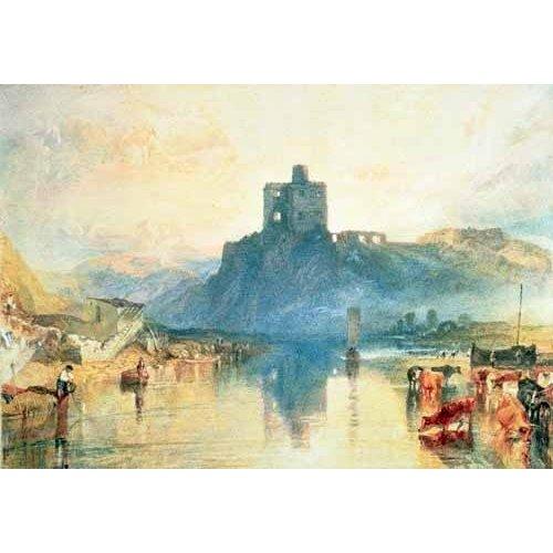Quadro -Norham Castle, 1824-