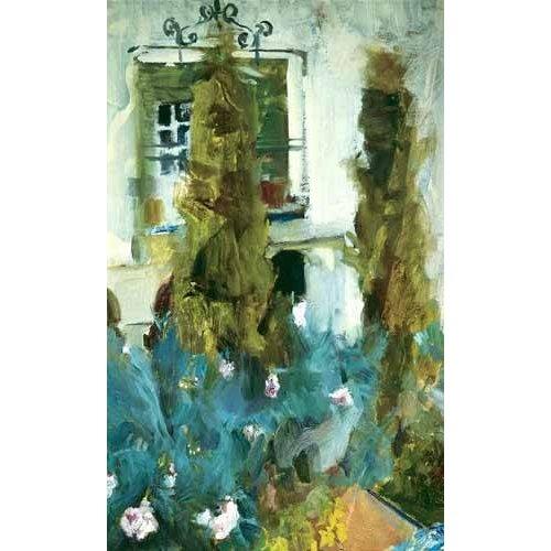 Quadro -Jardin de la casa del artista (IX)-