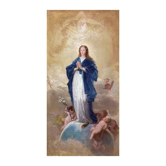 imagens religiosas - Quadro -La Inmaculada Concepción, 1784-