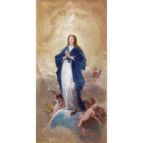 Quadro -La Inmaculada Concepción, 1784-