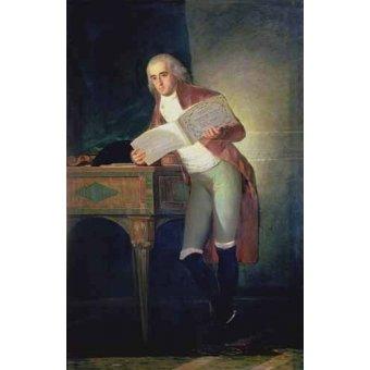 - Quadro -El Duque De Alba, 1795- - Goya y Lucientes, Francisco de