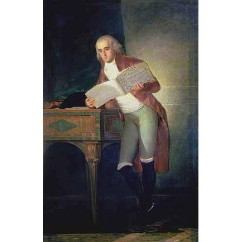 Quadro -El Duque De Alba, 1795-