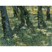 Quadro -Undergrowth, 1889-