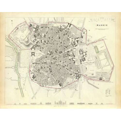 Quadro -Madrid 1831-