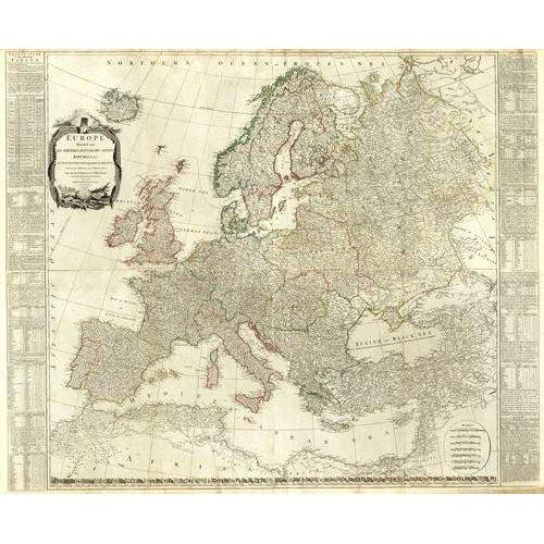 Quadro -Europa (1787)-