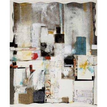 cuadros abstractos - Cuadro -Abstracto - Interiores- - Herron, Marisa
