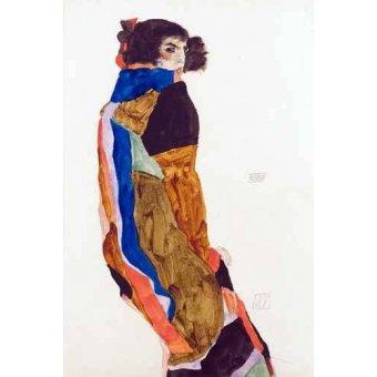 - Quadro -Moa, 1911- - Schiele, Egon