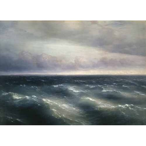 Quadro -The Black Sea, 1881-