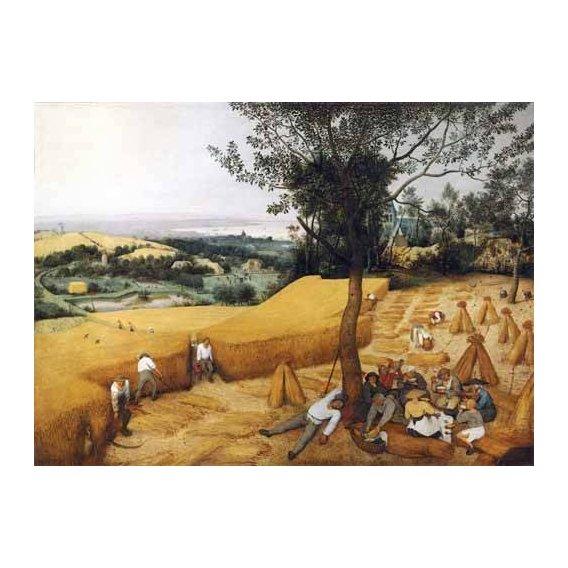 pinturas de paisagens - Quadro -The Harvesters-