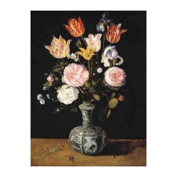 imagens de flores - Quadro -Florero-