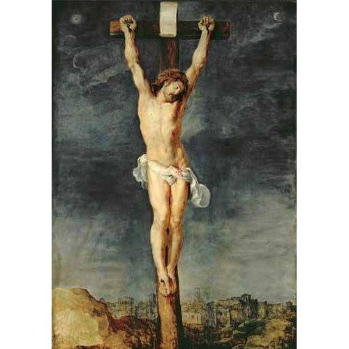 Quadro -Cristo en la cruz-