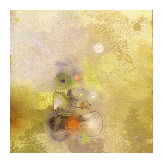 pinturas abstratas - Quadro -Universo-IX-