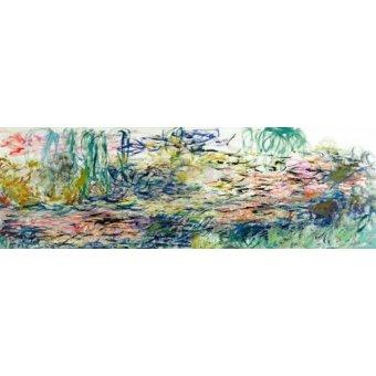 Quadros para sala de jantar - Quadro -Nenúfares, 1917- - Monet, Claude