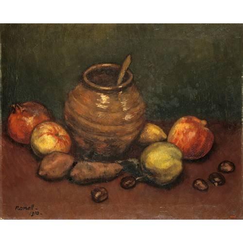 Quadro -Still Life, 1910-