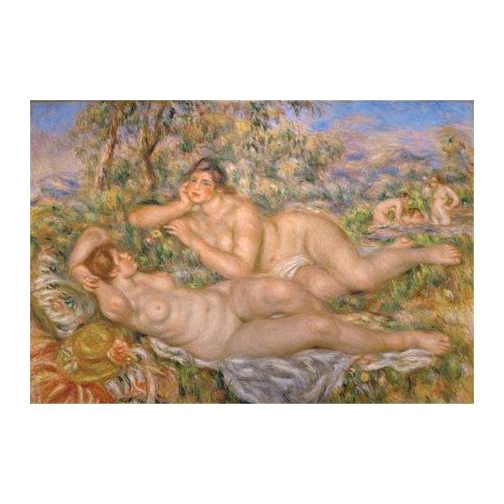 fotos nuas - Quadro -Bathing Women-