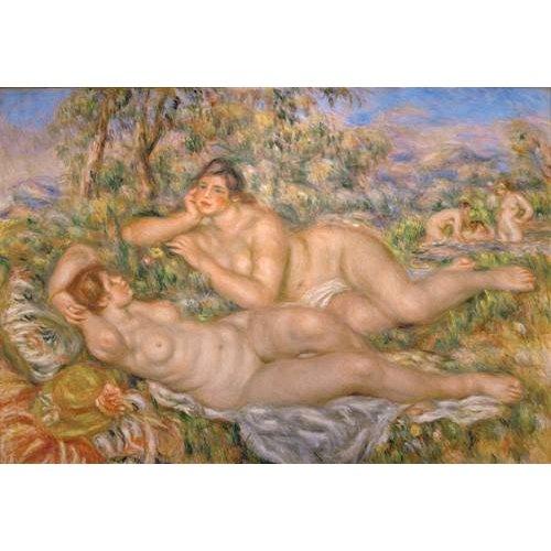 Quadro -Bathing Women-