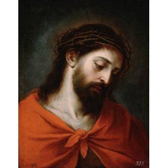 quadros religiosos - Quadro -Ecce Homo (I)- - Murillo, Bartolome Esteban
