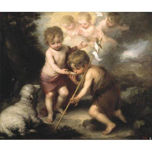 Quadro -Los niños de la concha-