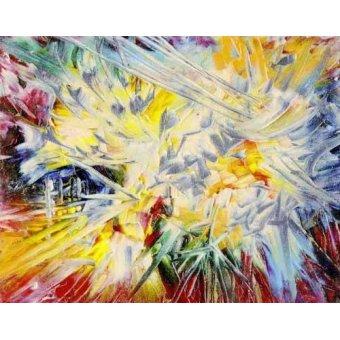 Quadros abstratos - Quadro -Abstractos DR_img027- - Reis, Davide