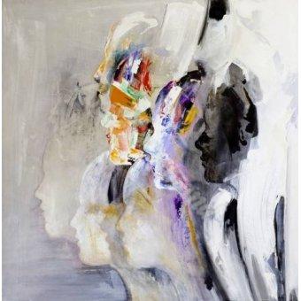 cuadros abstractos - Cuadro -Abstracto RM_022- - Martinez, Rafael
