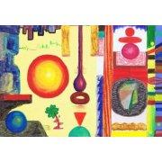 Quadro -Abstracto _ Diurnal, 2002-