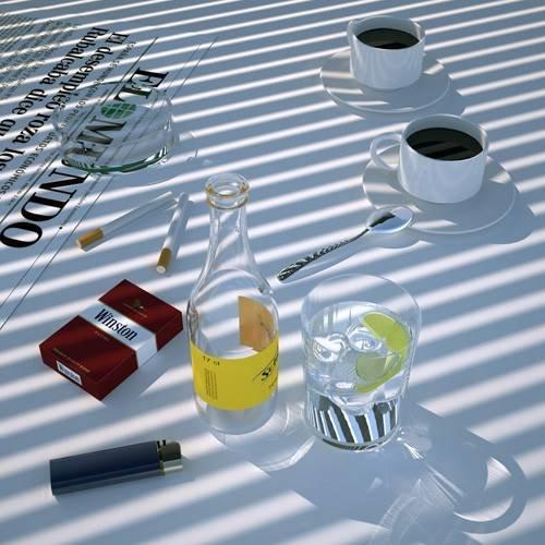 Quadro -Desayuno-