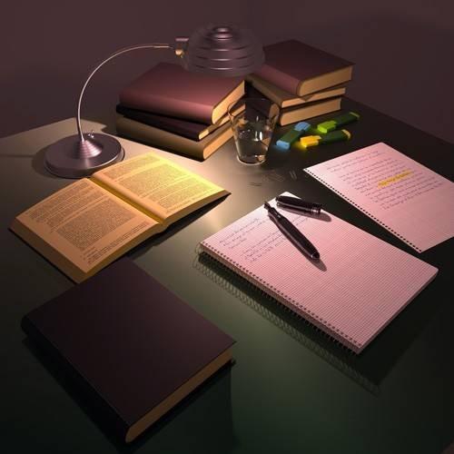 Quadro -Escritorio de Julio-