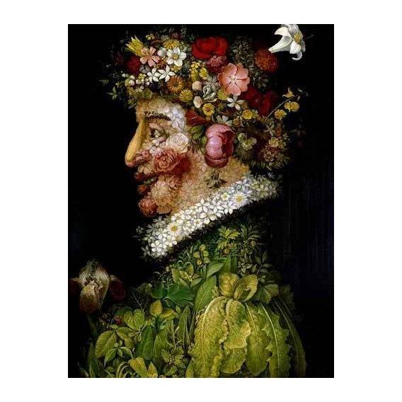 quadros decorativos - Quadro -La primavera-