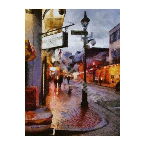 pinturas modernas - Quadro -Moderno CM5878-