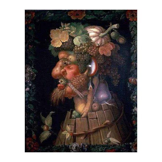cuadros decorativos - Cuadro -El otoño-