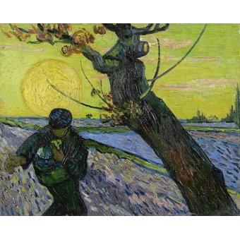 - Quadro -El Sembrador, 1888- - Van Gogh, Vincent