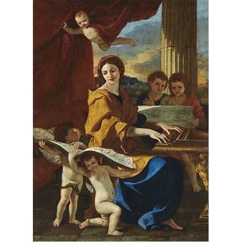 Quadro -Santa Cecilia-