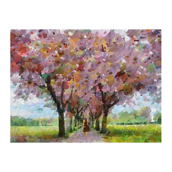 pinturas modernas - Quadro -Moderno CM9080-