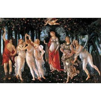 - Quadro -La primavera- - Botticelli, Alessandro