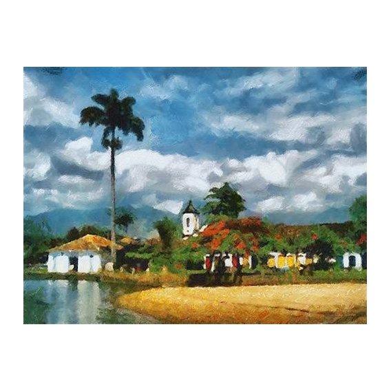 pinturas modernas - Quadro -Moderno CM5994-