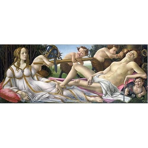 Cuadro -Venus y Marte-