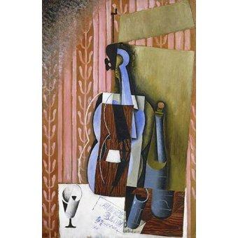 - Quadro -Violin- - Gris, Juan