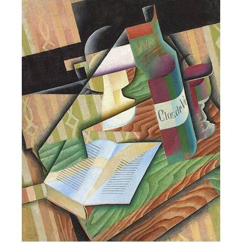 pinturas abstratas - Quadro -Le livre-