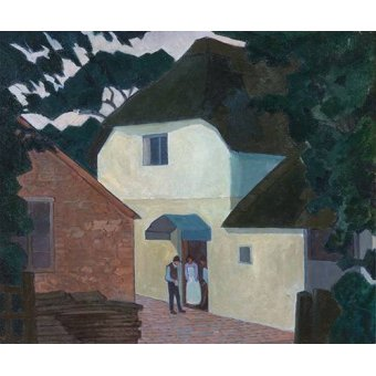 - Quadro -The Caller at the Mill- - Bevan, Robert