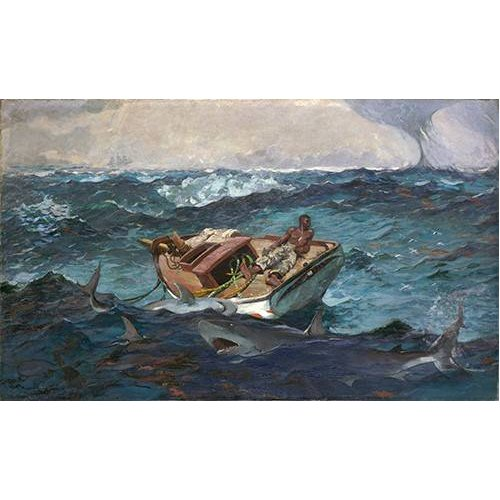 Quadro -The Gulf Stream, 1899-