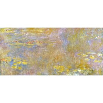- Quadro -Water Lilies- - Monet, Claude